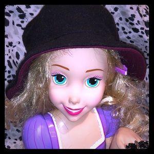Bucket Hat-Reversible (black & burgundy)